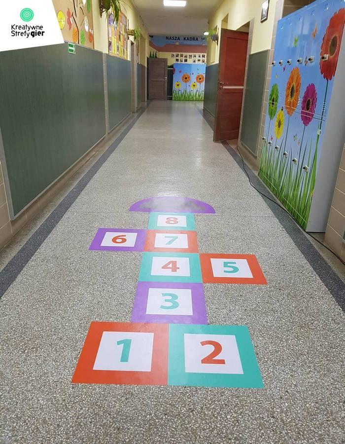 gry korytarzowe, gry podwórkowe, gry chodnikowe, gry terenowe, Kreatywne Strefy Gier