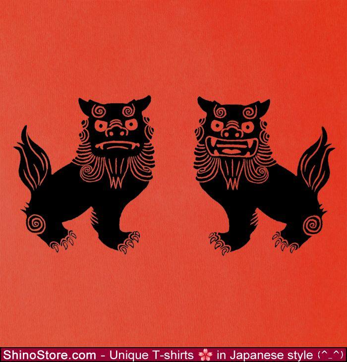SHISA Okinawa Lions Design by ShinoStore