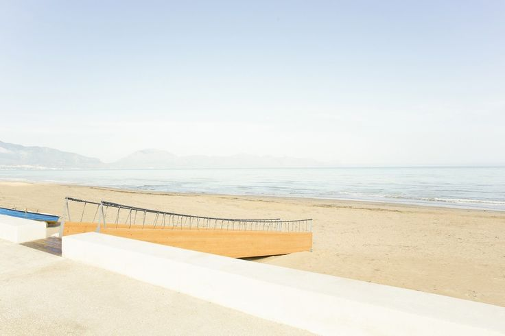 Balestrate Seafront / AM3 Architetti Associati + Studio Cangemi