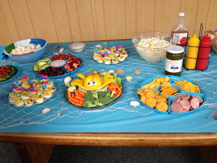 creative food ideas for poolbeach parties 2 food ideas for beach party