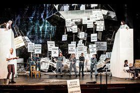 """""""Żony stanu, dziwki rewolucji, a może i uczone białogłowy"""" na Festiwalu Szuk Przyjemnych i Nieprzyjemnych w Łodzi"""