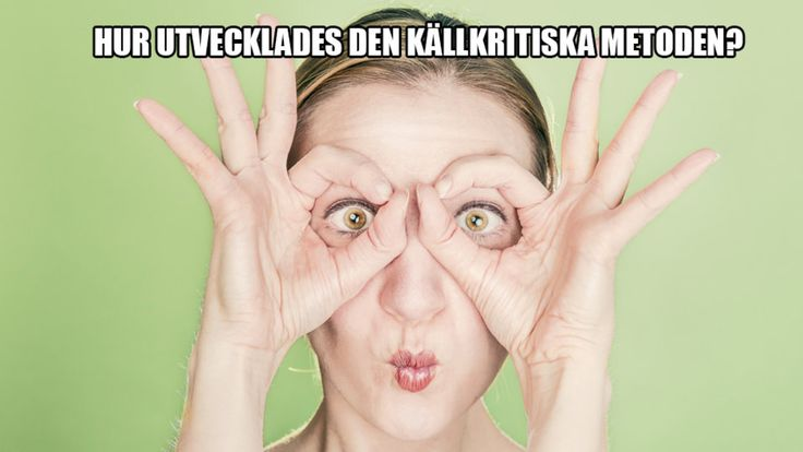 Allt du behöver veta om källkritik på nätet | Vetamix | svenska.yle.fi