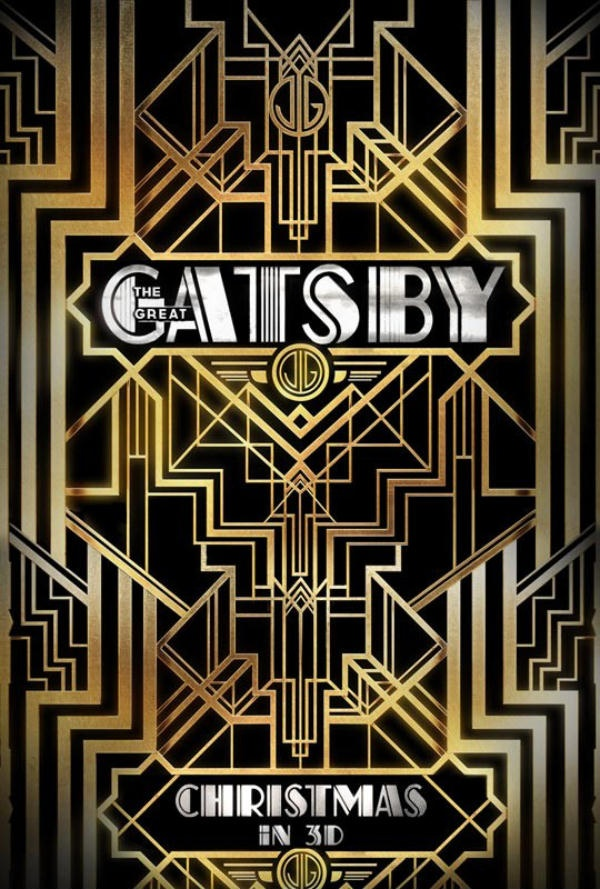 The Great Gatsby and Leonardo di Caprio?! Gosh count me in!!