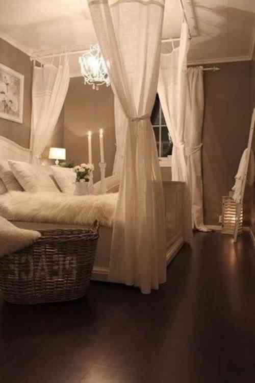 Best 25+ Curtains Around Bed Ideas Only On Pinterest | Curtains Above Bed,  Small Window Treatments And Window Above Bed