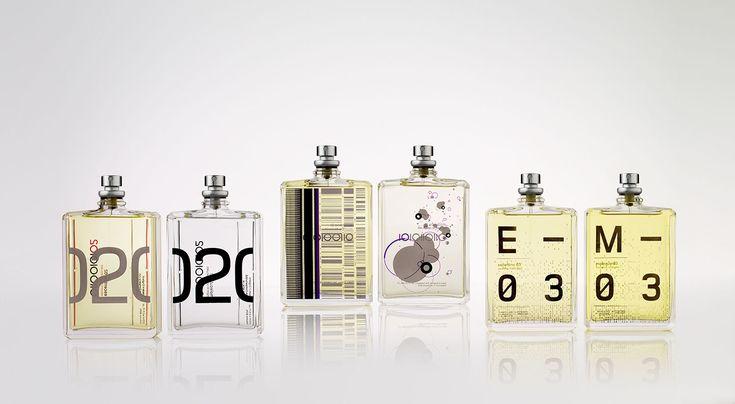 Niche Perfume Fragrances Online Escentric Molecules