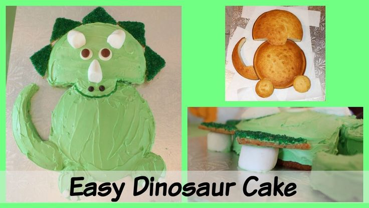 Likes : 35 DisLikes : 1 Rating : 4.86 Looking for an easy homemade birthday cake idea for a Dinosaur birthday party??? Look no further! Anyone can make this fantastic looking cake that is perfect for your little paleontologist. Check out the blog post for everything you need to make this easy birthday cake idea: ...