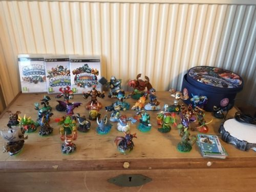 PS3-Skylanders-Bundle-Spyros-Adventure-Giants-Swapforce-all-in-ex-condition