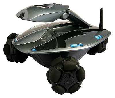 WowWee Rovio WIFI Enabled Robot Intelligent Wireless RC Robot with Camera Monitoring [00430014]-  - DAYJOYBUY