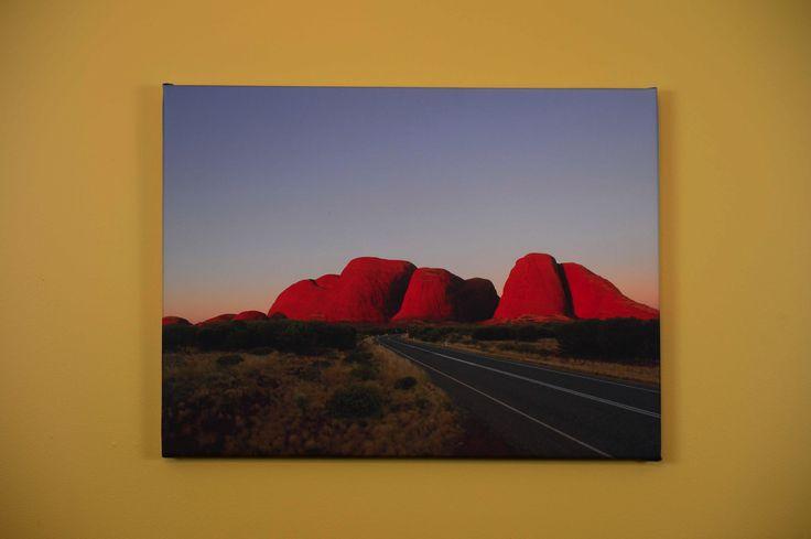 Kata Tjuta (The Domes, NT) www.australianphotos.com.au