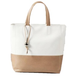 Stylish and highly desirable shopper, tote grab bag for the Summer. Designed and crafted in Italy by artisans at Vannini. #djante.com