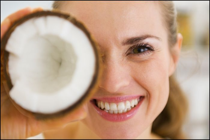 Fast Ways To Get Rid Of Acne Scars Overnight At Home  Coconut Oil is also among the list of effective and fast ways to get rid of acne scars overnight at home. Take coconut oil and massage it on scarred skin. It will help your skin to fight against acne scars because the vitamins and essential fatty acids will continue to work until you wash away.