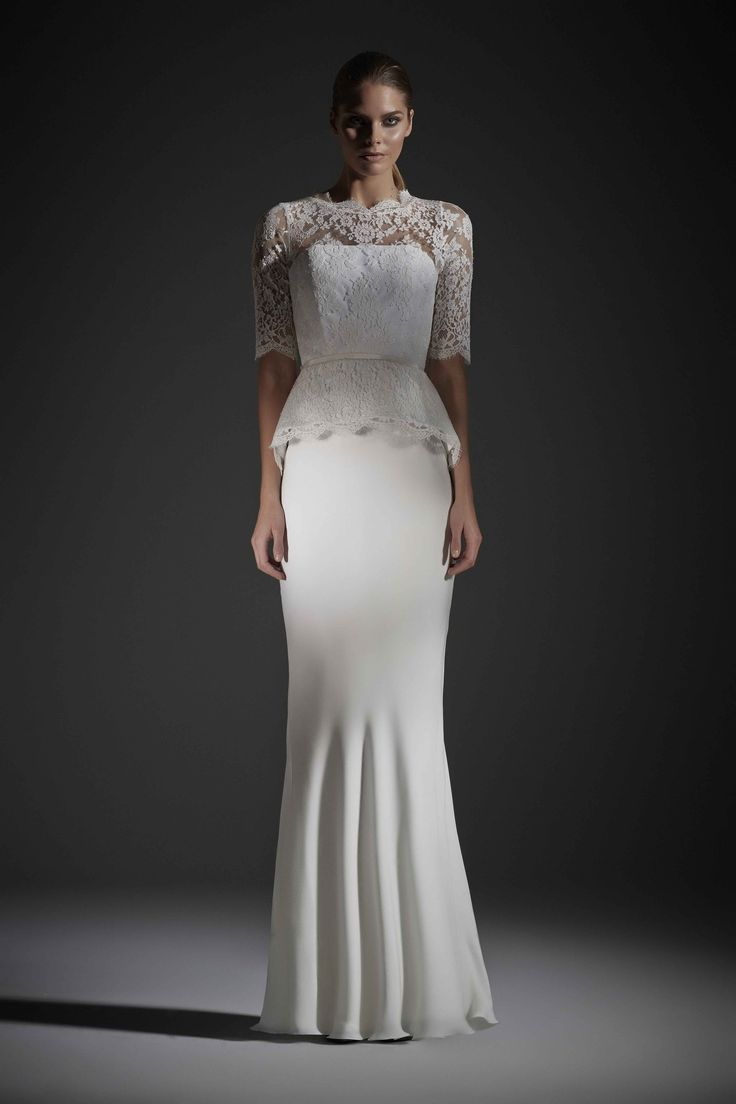 R14 DIANA GOWN IVORY