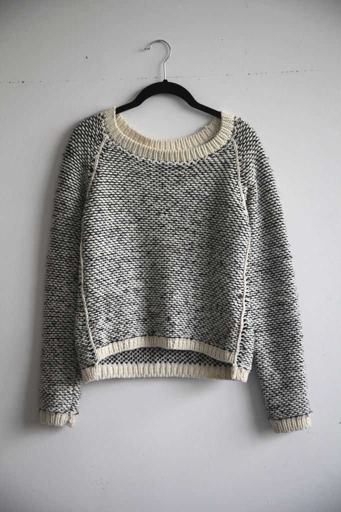 Emma Sweater // kordalknitwear.com
