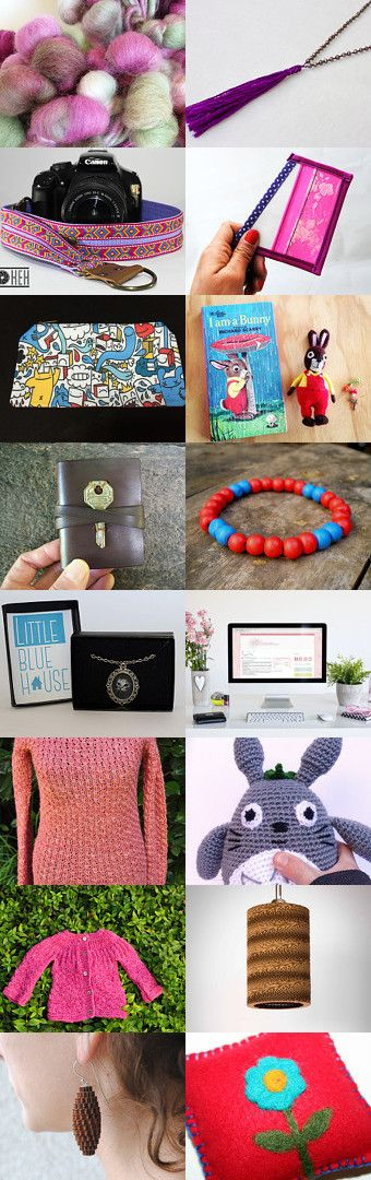 Lovely stuff by Josefina Marambio Márquez on Etsy--Pinned with TreasuryPin.com