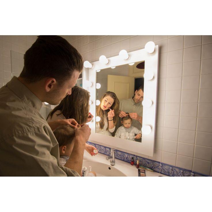 1000 ideas sobre espejo de maquillaje en pinterest for Espejo para maquillarse