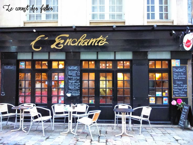 L'Enchanté - Bar à Thé