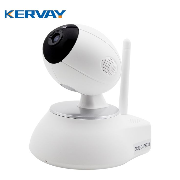 56.69$  Buy here  - Kervay 720P HD Security IP Camera P2P Indoor Baby Monitor Wifi Camera With IR Infrared Night Vision Wireless Surveillance Camera