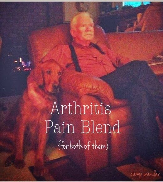 Camp Wander: Arthritis Pain Relief Blend