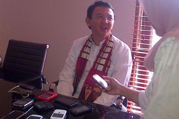 Ahok Analisa Peraturan Soal Peleburan PDAM dan PAL Jaya