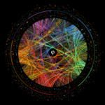 Colorful Data Visualizations of Mathematical Constants Pi, Phi, and e
