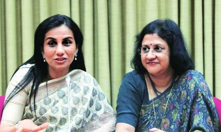 New York: India's top women bankers, Arundhati Bhattacharya SBI chief, Head of ICICI Chanda Kochhar and Axis Bank CEO Shikha Sharma, are among the 50 most powerful women found outside the US, according to a record by Fortune which is topped on Banco Santander's boss Ana Botn.