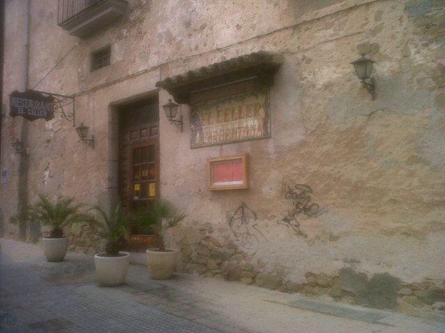 Celler d'Argentona en Argentona, Cataluña