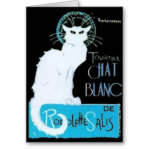 La Tournée du Chat Noir: Chat Blanc