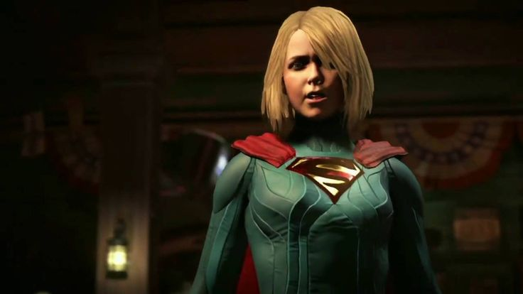 Injustice 2 game play