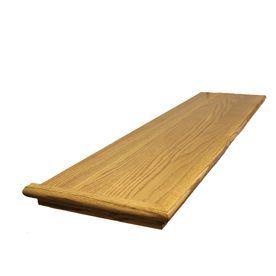 Best Stairtek Retrotread 11 5 In X 48 In Marsh Prefinished Red Oak Stair Tread Xlrro114800350 Red 640 x 480
