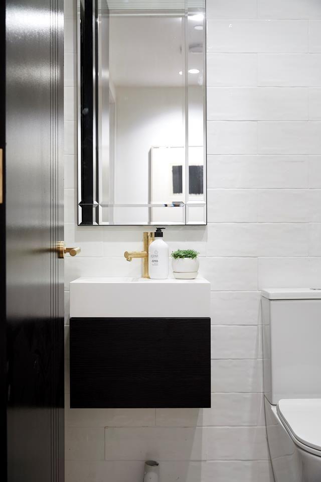 The Block 2018: Hallway, laundry and powder room reveals ...