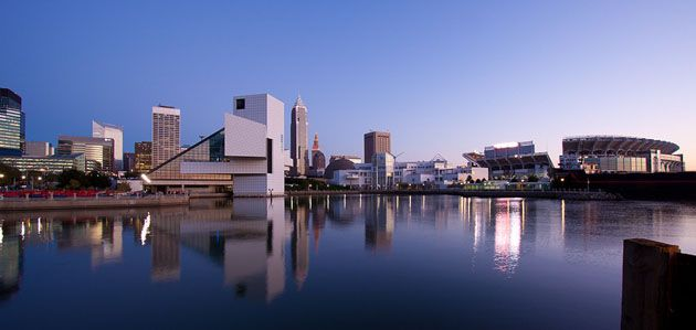 Кливленд (Огайо) - Города США