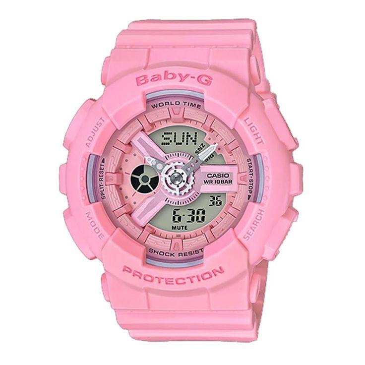 A-Watches.com - BA-110-4A1DR BA-110-4A1 Casio Baby-G Women Watch, $93.00 (https://www.a-watches.com/ba-110-4a1dr-ba-110-4a1-casio-baby-g-women-watch/)