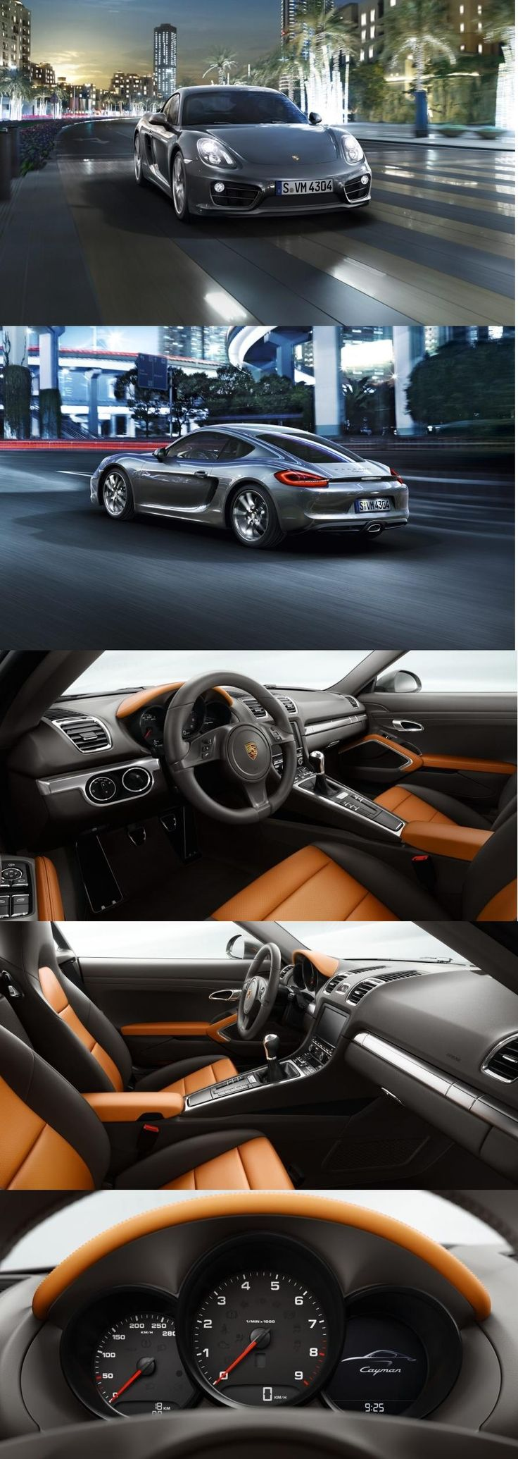 The car that i would like to have would be the Porche Cayman 13