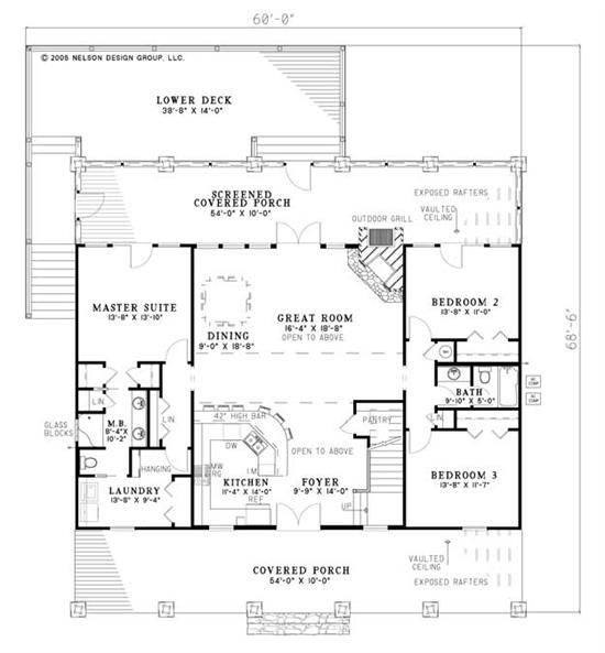 Lake house floor plans jess pearl liu feiner i think for Lake house floor plans