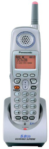 Best price on Panasonic KX-TGA520M Accessory Handset for KX-TG5200M Series Expandable Phones  See details here: http://topofficeshop.com/product/panasonic-kx-tga520m-accessory-handset-for-kx-tg5200m-series-expandable-phones/  The Panasonic KX-TGA520M handset is a supplemental accessory for Panasonic's KX-TG5200M-series phone systems. Operating on the same 5.8 GHz frequency as the base system and employing digital spread spectrum technology, this handset features all the basic functions…