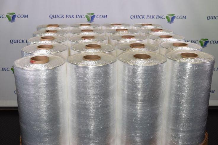 "20"" x 5000' HYBRiD Super Cast Machine Grade Stretch Pallet Wrap (Free Shipping) #SuperCastMachineGradePalletStretchWrap"