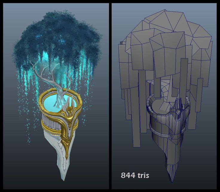ArtStation - Heaven Diablo 3, Peet Cooper