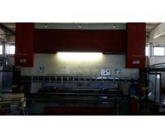 BYSTRONIC BEYELER 250/4000 USED 8-AXIS SYNCHRONISED CNC PRESS BRAKE   Machinebot.com