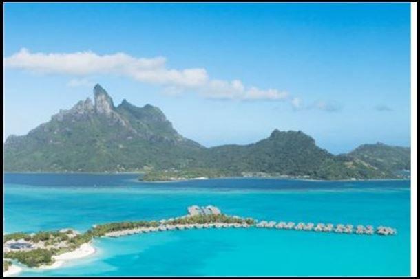 Dünyanın en iyi 30 adası-Bora Bora, Fransız Polinezyası