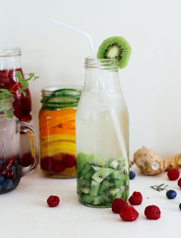 5 Infused Water Recipes To Keep You Hydrated