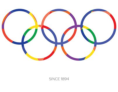"""Check out new work on my @Behance portfolio: """"#OLYMPICDAY"""" http://on.be.net/1IwkXFW"""