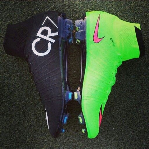 CR7 Superfly and Green superfly