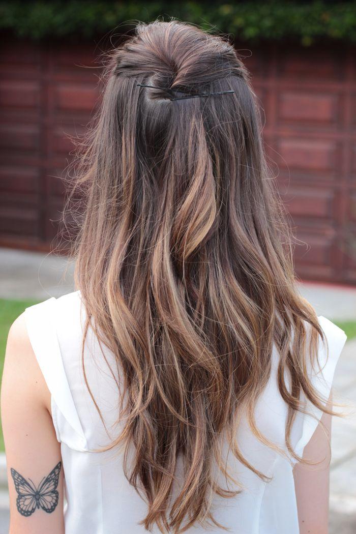 Penteado e mechas                                                       …