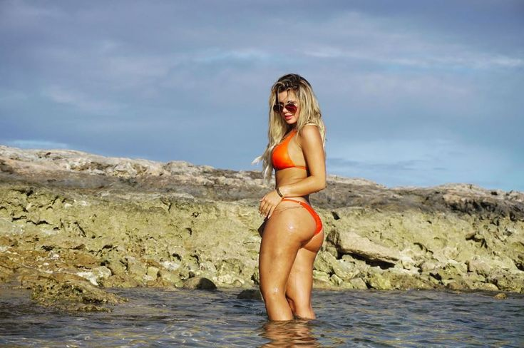 Brielle Biermann and Her Boyfriend Share More Steamy Snaps from Tropical Getaway #brielle #biermann #boyfriend #share #steamy #snaps…