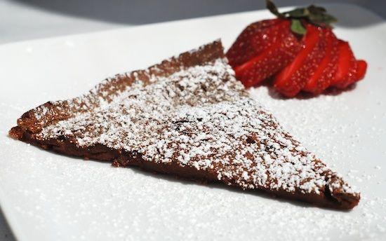 Chocolate Dutch Baby | Deserts | Pinterest