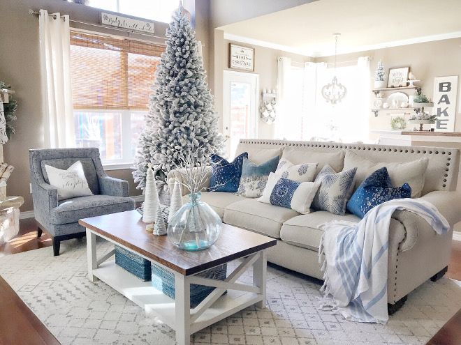 Instagram Christmas Decorating Ideas Home Bunch Interior Design Ideas Farm House Living Room Farmhouse Decor Living Room Living Room Decor