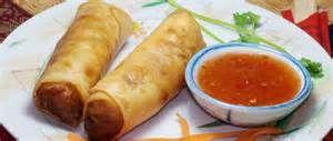 Le Chef Pierre D'Iberville: Rouleaux de printemps thaïlandais (Po pia taud)(Dé...