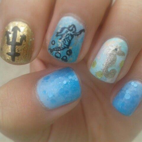 Percy Jackson nails :)