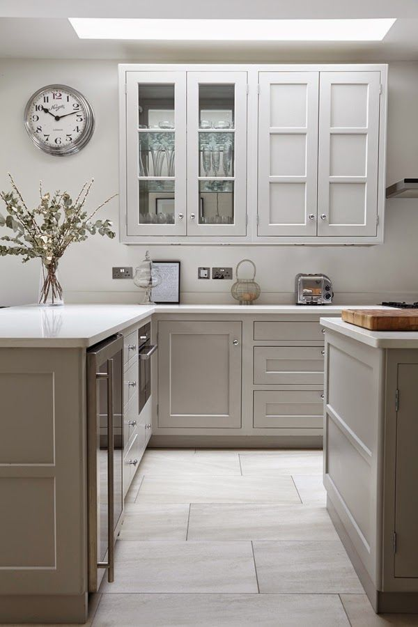Beautiful kitchen in neutral tones | Daily Dream Decor