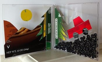 Art Projects for Kids shares a great way to   reuse a cd case and make it into a diorama!